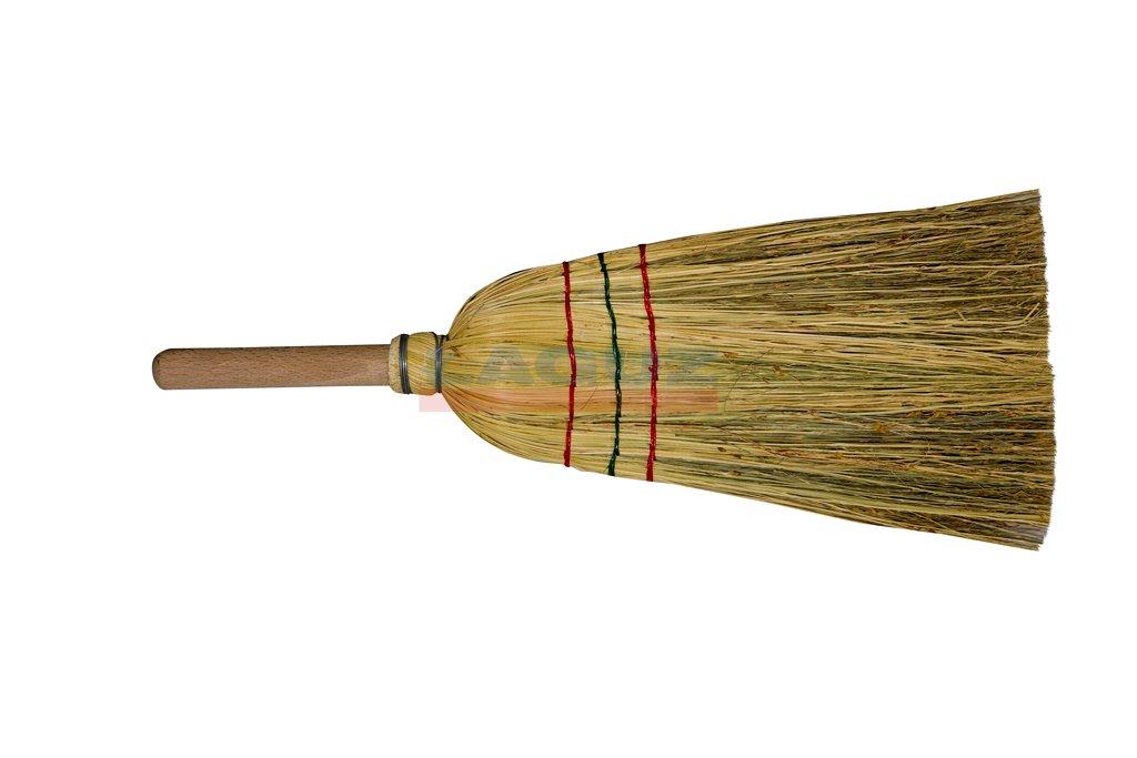 Sorghum broom for children