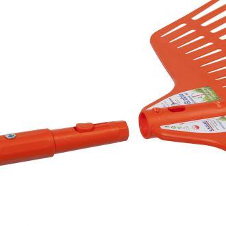 Грабли пластиковые KLIK 460 мм (рукоять продается отдельно)