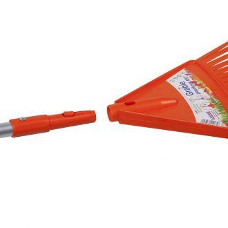 Grabie plastikowe KLIK 480 mm n/op